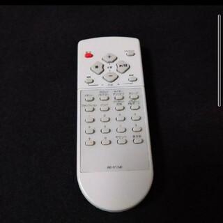 ムジルシリョウヒン(MUJI (無印良品))の無印良品 良品計画コンパクトCDラジオプレイヤーDXD-N125Mのリモコン(その他)