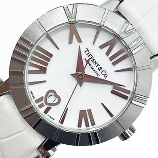 ティファニー(Tiffany & Co.)のティファニー TIFFANY&CO アトラス 腕時計 レディース【中古】(腕時計)