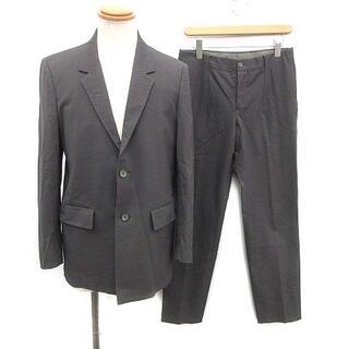ジルサンダー(Jil Sander)のジルサンダー スーツ テーラードジャケット パンツ スラックス 44 グレー(スラックス)