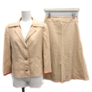 アルベルタフェレッティ(ALBERTA FERRETTI)のアルベルタ フェレッティ スーツ テーラードジャケット スカート 6 4(その他)