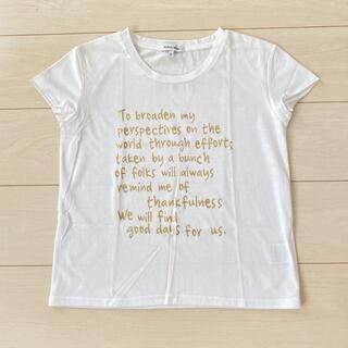 グローバルワーク(GLOBAL WORK)のグローバルワーク 半袖Tシャツ S(Tシャツ(半袖/袖なし))