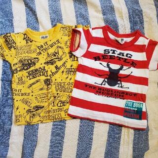 F.O.KIDS - 美品✨FOKIDS 半袖Tシャツ 80 2枚