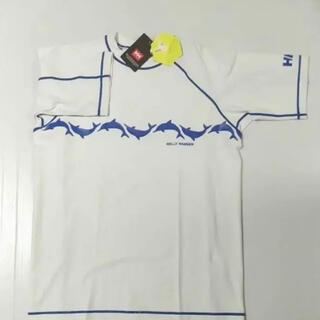 ヘリーハンセン(HELLY HANSEN)のXL 新品 ラッシュガード ヘリーハンセン 水着 スイムウェア 半袖 ダイビング(水着)