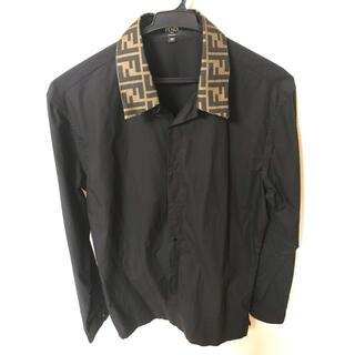 フェンディ(FENDI)のFENDI メンズシャツ(シャツ)