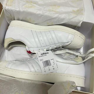 アディダス(adidas)のadidas superstar 424 US8.5(スニーカー)