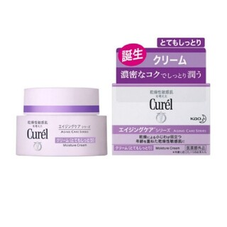 Curel - 【6個】キュレル エイジングケア クリーム とてもしっとり