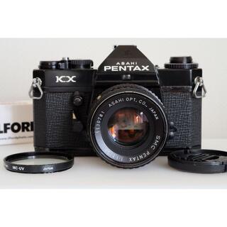 PENTAX - PENTAX KX 黒 + SMC PENTAX 1:1.8/55 美品・試写済