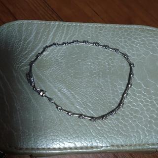 デビアス(DE BEERS)のLine ライン 1.25カラット ダイヤモンドブレスレット(ブレスレット/バングル)