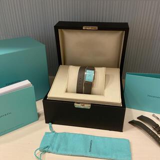 ティファニー(Tiffany & Co.)のティファニー Tiffany イーストウエスト ミニ 腕時計 ウォッチ(腕時計)