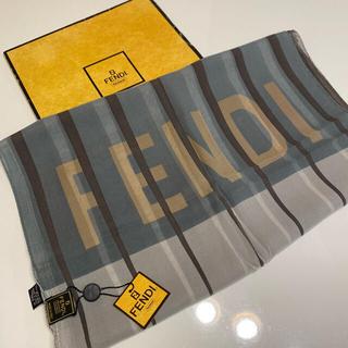 フェンディ(FENDI)の新品未使用 FENDI スカーフ(バンダナ/スカーフ)
