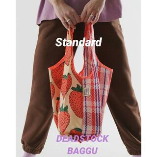 BAGGU 限定品 エコバッグ スタンダード デッドストック フルーツスタンド(エコバッグ)