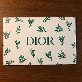 ディオール(Dior)のdior ディオール フレグランス ペーパー 新品(その他)
