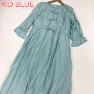 キッドブルー(KID BLUE)の訳あり KID BLUE ルームウェア パジャマ ワンピース 1958(ルームウェア)