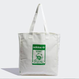 アディダス(adidas)のアディダス カーミットトートバッグ(トートバッグ)