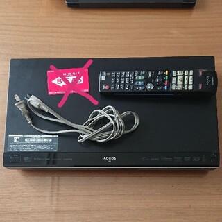 アクオス(AQUOS)のブルーレイ不動 AQUOS BD-W1100(ブルーレイレコーダー)