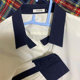 ルシェルブルー(LE CIEL BLEU)のルシェルブルーシャツ(シャツ/ブラウス(長袖/七分))