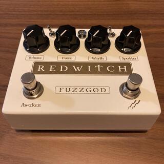 RED WITCH FUZZGOD 2(エフェクター)