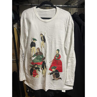 ヨウジヤマモト(Yohji Yamamoto)の20ss s'yte 鹿鳴館(Tシャツ/カットソー(七分/長袖))