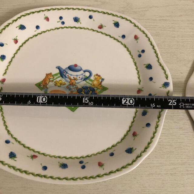 NIKKO(ニッコー)の最終値下げ!ニッコー  テディの紅茶館 食器セット インテリア/住まい/日用品のキッチン/食器(食器)の商品写真