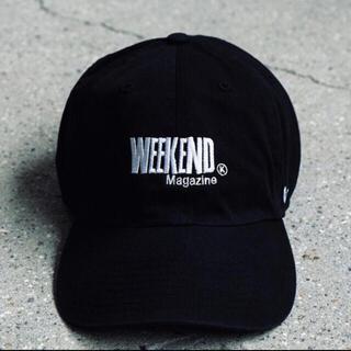 ワンエルディーケーセレクト(1LDK SELECT)のWEEKEND CAP レショップ L'ÉCHOPPE ウィークエンド(キャップ)