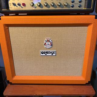 ヤマハ(ヤマハ)のORANGE PPC112 アンプキャビネット(ギターアンプ)