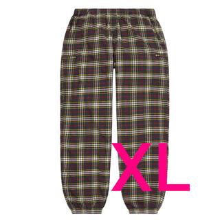 Supreme - supreme Tartan Flannel Skate Pant XL