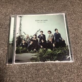 ヘイセイジャンプ(Hey! Say! JUMP)のHey!Say!JUMP CD(アイドル)