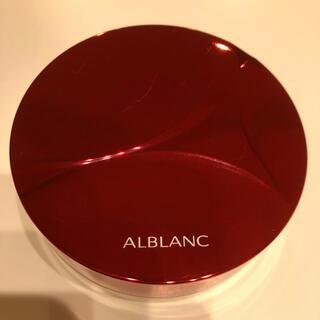 ソフィーナ(SOFINA)のアルブラン ALBLANC ルースパウダー(フェイスパウダー)