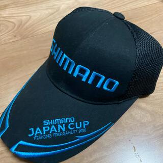 SHIMANO - シマノ 帽子 キャップ 非売品