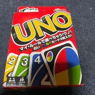 ウーノ(UNO)のUNO 新品 未使用 ウノ カードゲーム(トランプ/UNO)