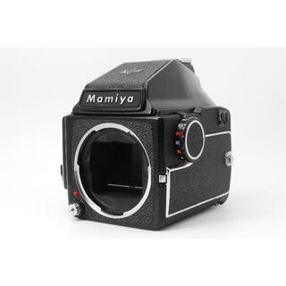 マミヤ(USTMamiya)の現状品 MAMIYA M645 プリズムファインダー 難あり#1353110(フィルムカメラ)