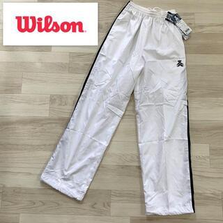 ウィルソン(wilson)の未使用 Wilson ウィルソン パンツ ズボン 耐水圧 ホワイト Mサイズ(ウェア)