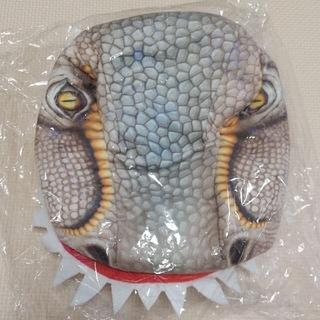 恐竜 かぶりもの 新品未使用【送料込♪】(小道具)