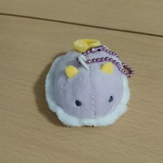 うみうしさんプチマスコットBC 紫(キャラクターグッズ)