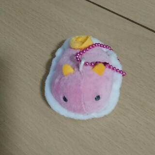 うみうしさんプチマスコットBC ピンク(キャラクターグッズ)