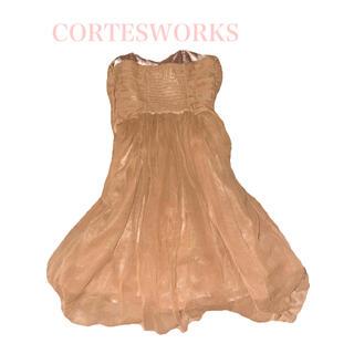 コルテスワークス(CORTES WORKS)のスカート(ひざ丈スカート)