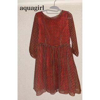 アクアガール(aquagirl)のワンピース(ロングワンピース/マキシワンピース)