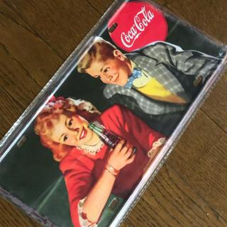 コカ・コーラ - コカコーラ BOYS and GIRLS ブリキ看板 ナンバープレート