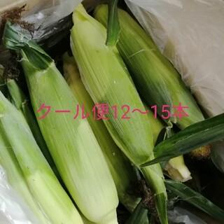 2●クール便 とうもろこし12~15本 4.5kgゴールドラッシュ(野菜)
