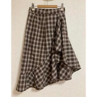 ゴゴシング(GOGOSING)のイチナナキログラム 17kg フレアスカート(ロングスカート)