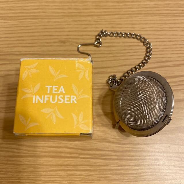 LUPICIA(ルピシア)の新品 ルピシア ポール型茶こし インテリア/住まい/日用品のキッチン/食器(その他)の商品写真
