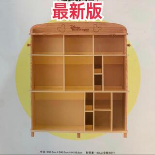 ディズニー(Disney)のリニューアル最新版 本棚 ディズニー英語システム DWE bookcase(棚/ラック/タンス)