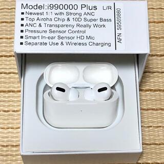 アイ(i)のi990000Plus 空間オーディオ/アクティブノイズキャンセリング機能付き!(ヘッドフォン/イヤフォン)