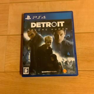 プレイステーション4(PlayStation4)のDetroit デトロイト: Become Human PS4(家庭用ゲームソフト)