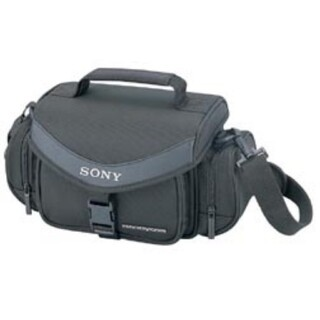 ソニー(SONY)の[送料込] ソフトキャリングケース LCS-VA30(ケース/バッグ)