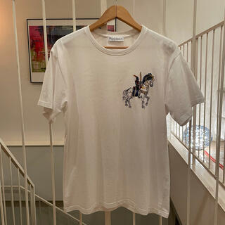 J.W.ANDERSON - J.W.ANDERSON 刺繍 Tシャツ S size 20ss