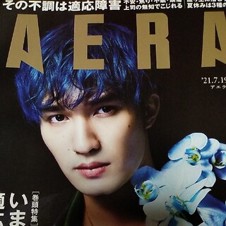 アサヒシンブンシュッパン(朝日新聞出版)のAERA (アエラ) 2021年 7/19号(ビジネス/経済/投資)