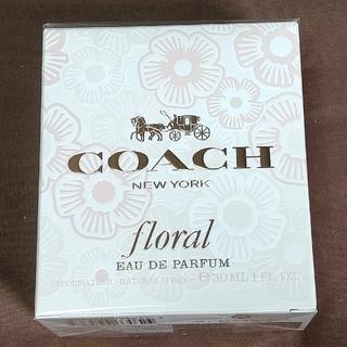 コーチ(COACH)の新品未開封 コーチ フローラル EDP 30ml(香水(女性用))