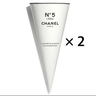 CHANEL - シャネル ミステリーボックス N°5 ロー ハンドクリーム セット 限定 No5