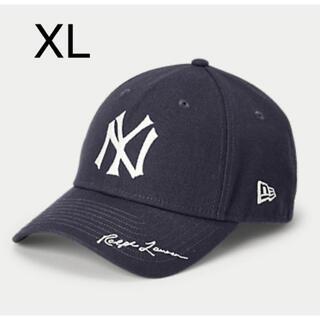POLO RALPH LAUREN - polo ralph lauren NY yankees new era XL